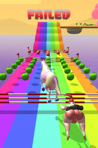 Fat 2 Fit! Unicorn Challenge  screenshots 11