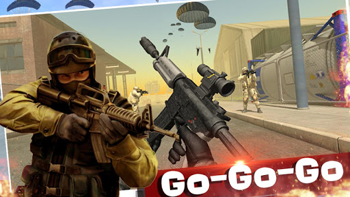 FPS Commando Secret Mission - Free Shooting Games android2mod screenshots 4