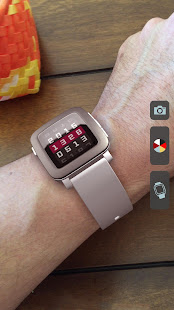 Virtual SmartWatch for Pebble