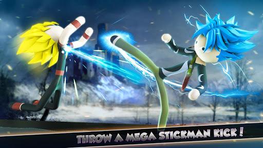Stickman Dragon Hero Fighter  screenshots 12
