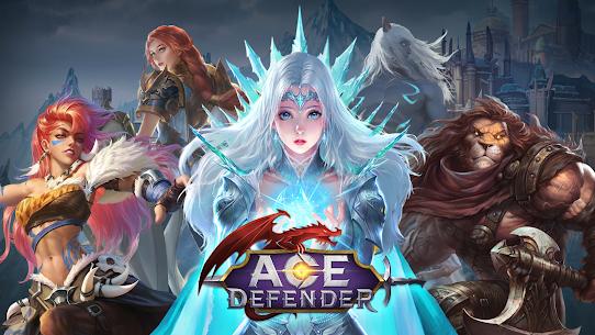 Ace Defender: War of Dragon Slayer Mod Apk 1.8.8 (One Shot Kill) 6