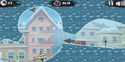 Moto X3M Winter - Ku0131u015f screenshots 2