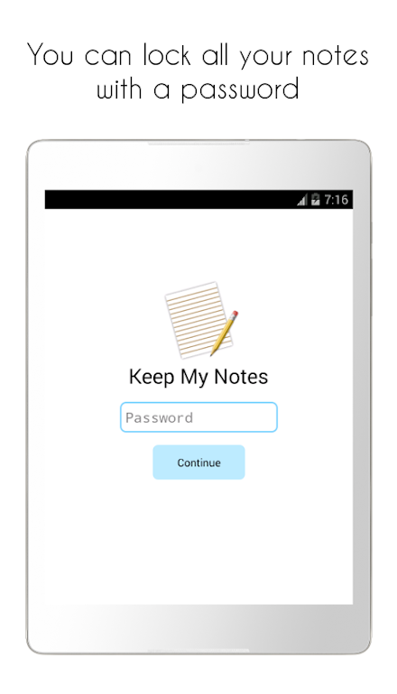 Keep My Notes - Notepad, Memo and Checklist  poster 11