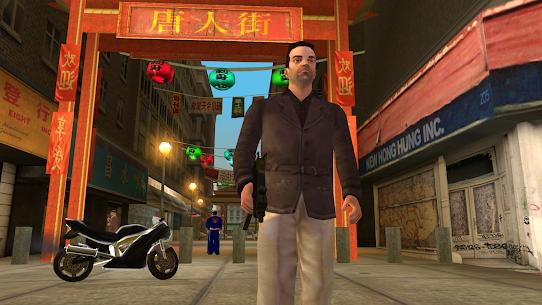 GTA: Liberty City Stories MOD (Sprint/Money) 7