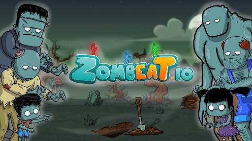 Zombeat.io - io games zombie Apkfinish screenshots 7