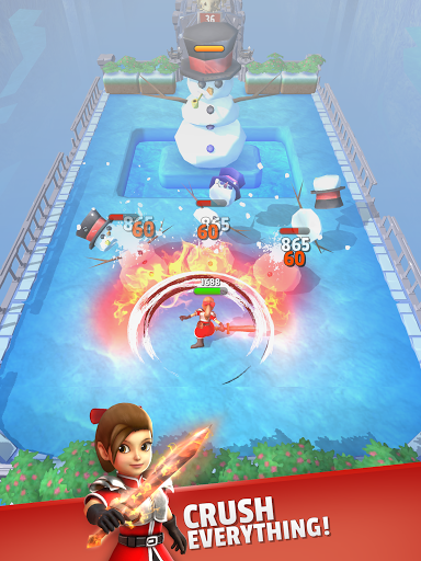Dashero: Archer Sword 3D - Offline Arcade Shooting android2mod screenshots 22