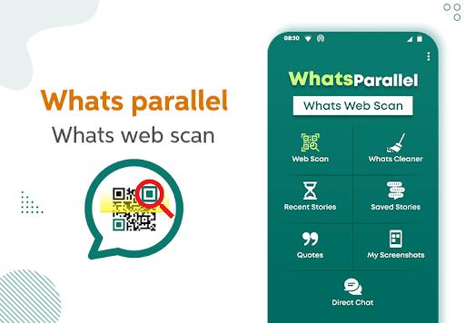 WhatsParallel  Screenshot 1