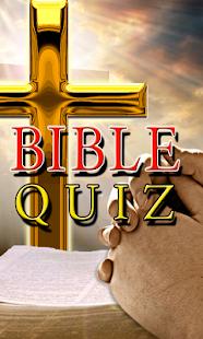 Holy Bible Quiz - Test Your Christian Faith Trivia 2.10617 screenshots 1