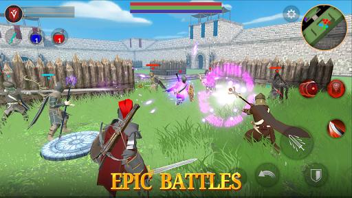 Combat Magic: Spells and Swords  screenshots 2