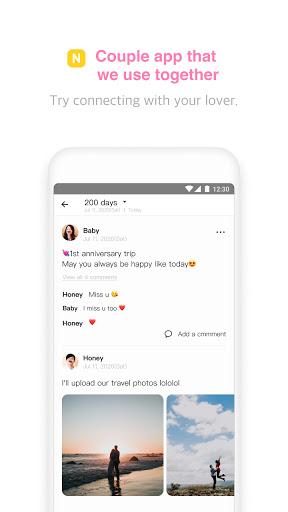 THE COUPLE (Days in Love) apktram screenshots 3
