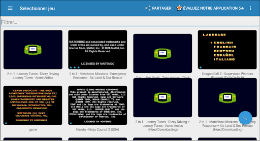 GBA Emulator  Screenshots 2