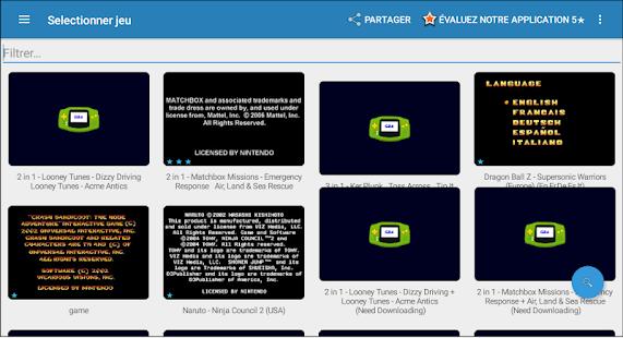 GBA Emulator 1.0 screenshots 3