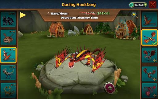 Dragons: Rise of Berk apktram screenshots 20