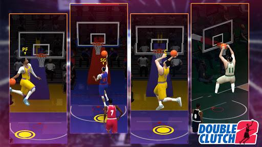 DoubleClutch 2 : Basketball Game APK MOD (Astuce) screenshots 2
