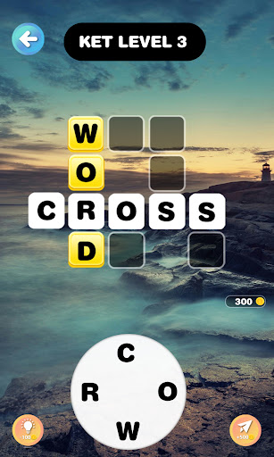 Word Scapes - Find hidden words  screenshots 2