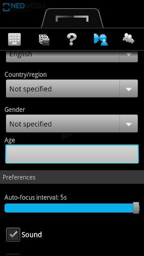 NeoReader QR & Barcode Scanner 4.14.02 Screenshots 5