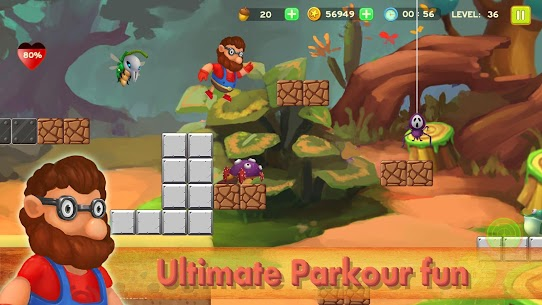Mr. Adventurers 2 : Union Hack for Android and iOS 2