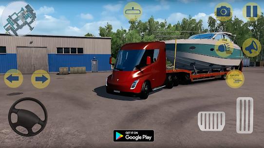 American Truck Simulator   US Truck Simulator 2021 Apk Download New 2021 3