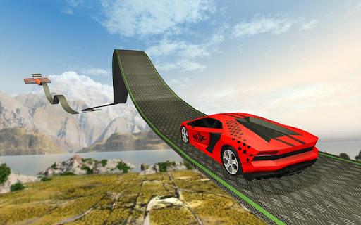 Impossible Car Stunt Game 2021 - Racing Car Games screenshots 15