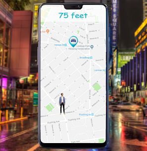 Find my parked car: The parking spot, gps, maps 2