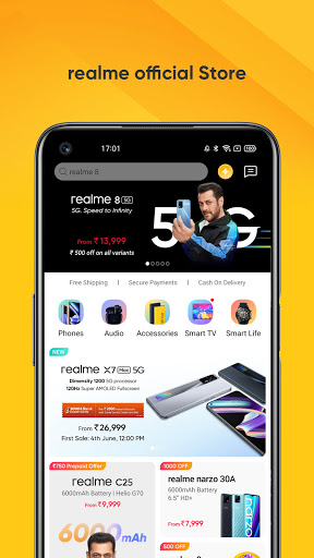 realme Store android2mod screenshots 1