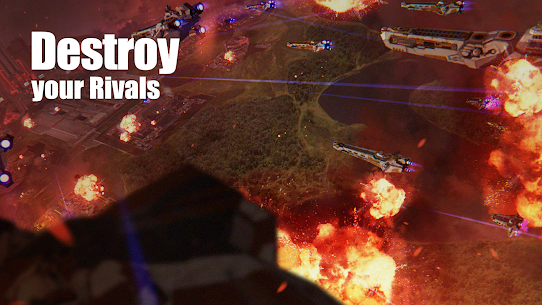 ASTROKINGS Spaceship Wars Space Strategy Apk Mod Download 5
