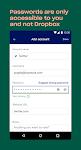 screenshot of Dropbox Passwords - Secure Password Manager