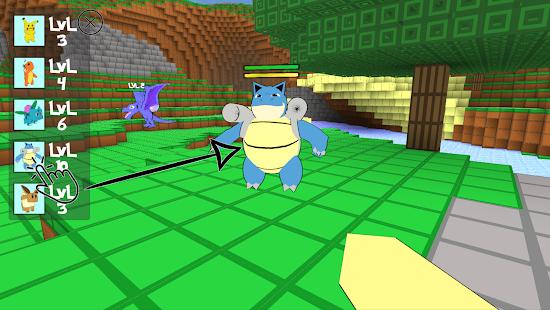 Pixelmon Trainer Craft: New Game 2020 Catch Pou0441ket 5.0 Screenshots 12