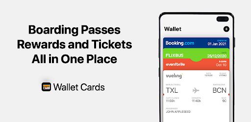 Wallet Cards | Digital Wallet | Passbook apktram screenshots 1