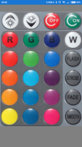 Magic Lighting Remote, IR,INFRARED, LED Light 2020.01.0430 Screenshots 1