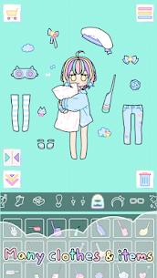Pastel Girl : Dress Up Game 6