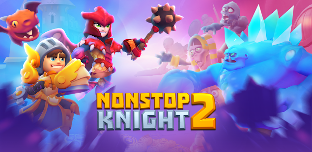 nonstop knight 2 - action rpg hack