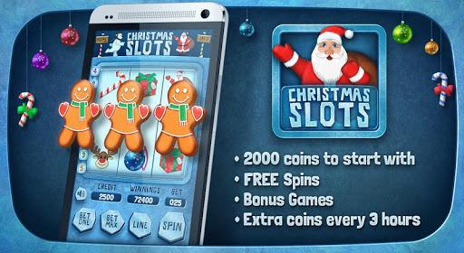 christmas slots free screenshot 2