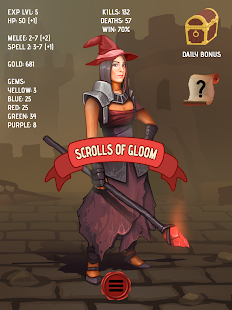 Scrolls Of Gloom Screenshot