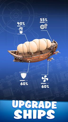 Sky Battleship - Total War of Ships 1.0.02 screenshots 11