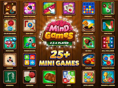 Mind Games for 2 3 4 Player 12 Screenshots 17