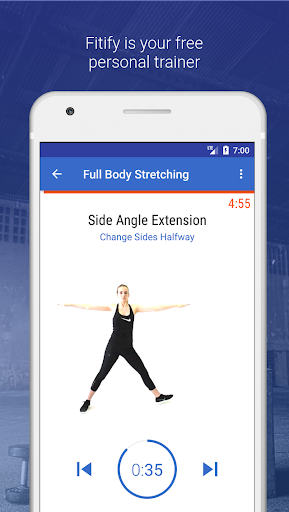 Flexibility Training & Stretching Exercise at Home 1.6.2 Screenshots 1