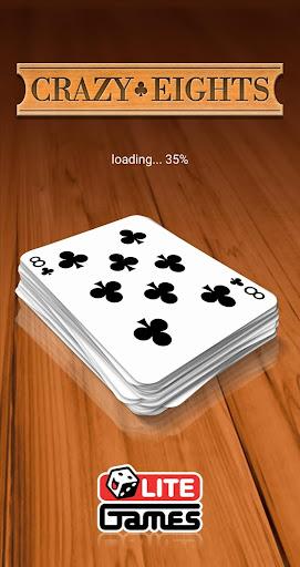 Crazy Eights free card game 1.6.96 screenshots 1