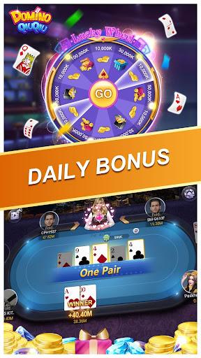 Domino QiuQiu KiuKiu Online(koin gratis) 2.3.9 Screenshots 3
