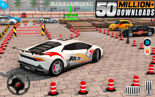 Modern Car Parking 3D & Driving Games - Car Games 3.95 screenshots 1