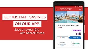screenshot of Hotels.com: Travel Booking