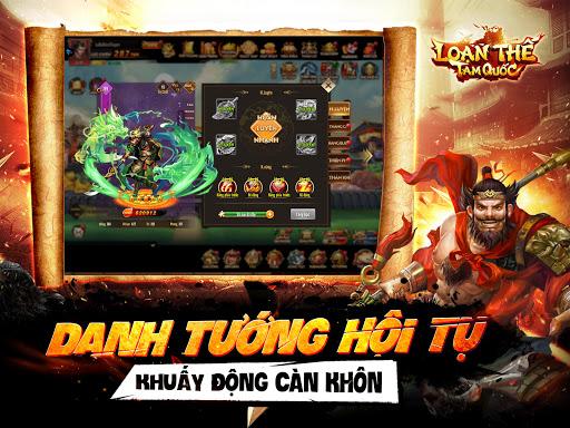 Lou1ea1n Thu1ebf Tam Quu1ed1c - Cu00f4ng Thu00e0nh SLG 1.8 screenshots 12