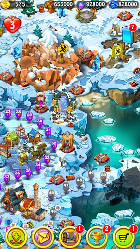 Magica Travel Agency - Match 3 Puzzle Game 1.2.9 screenshots 8