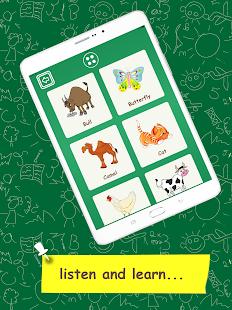 Learn English Vocabulary - Kids