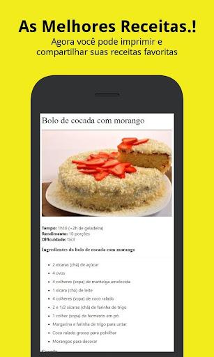 receita de cocada cremosa 1.0.5 screenshots 9