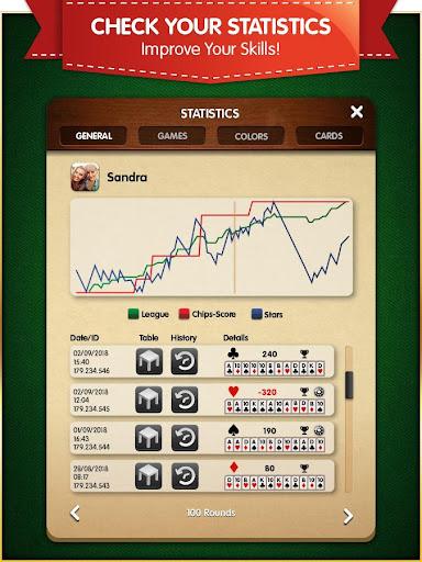 Pinochle (Free, no Ads) android2mod screenshots 12