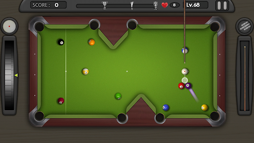 Billiards World - 8 ball pool modavailable screenshots 4