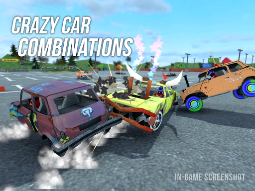 Demolition Derby Multiplayer 1.3.6 screenshots 7