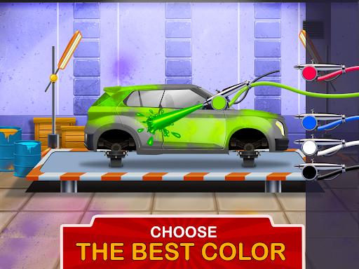 Kids Garage: Car & Truck Repair Games for Kids Fun  screenshots 16