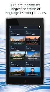 Learn 163 Languages   Bluebird 1.8.9 Screenshots 9